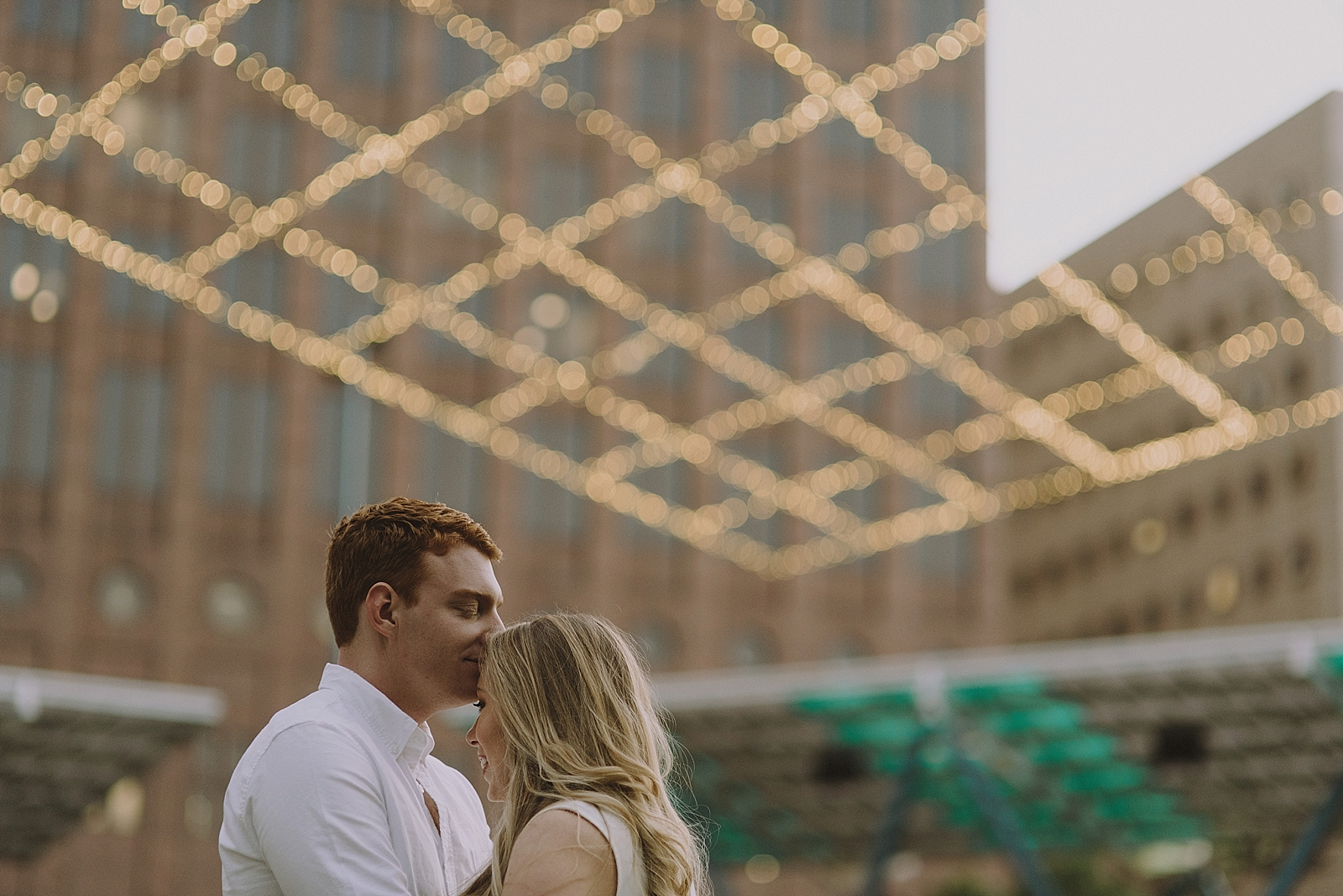Downtown Houston Engagement Session - 024