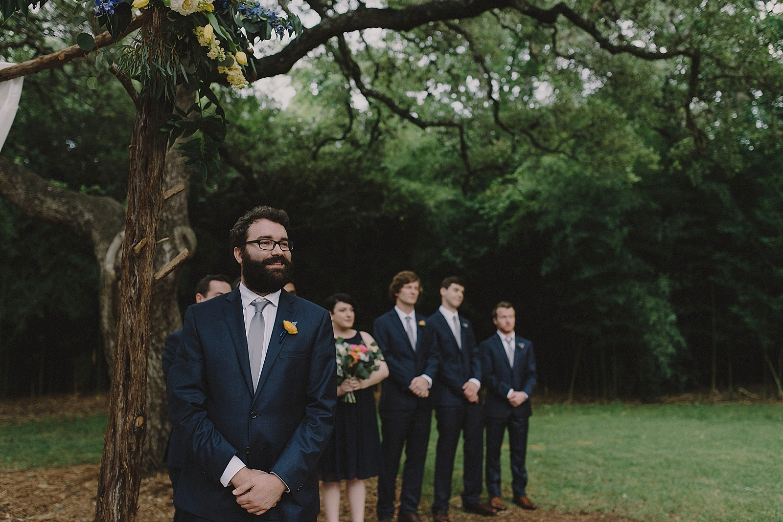 Austin Wedding Mercury Hall Lindsey and Tom - 206