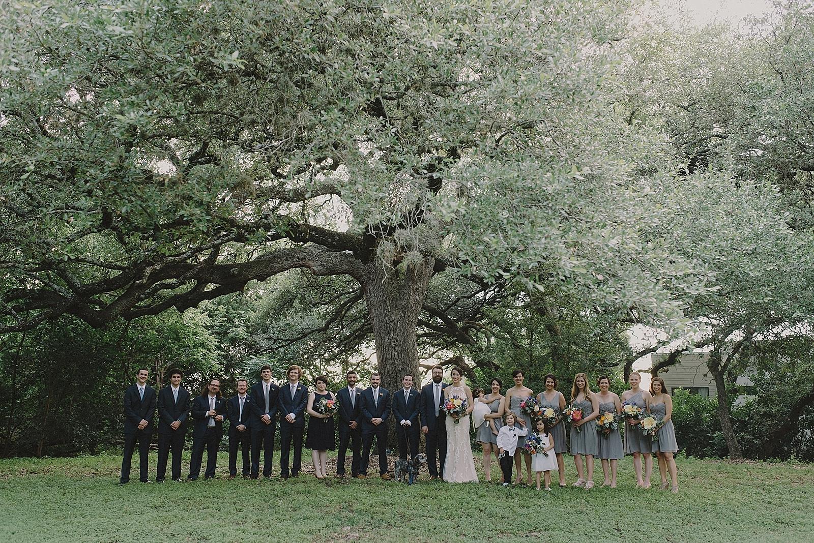Austin Wedding Mercury Hall Lindsey and Tom - 236
