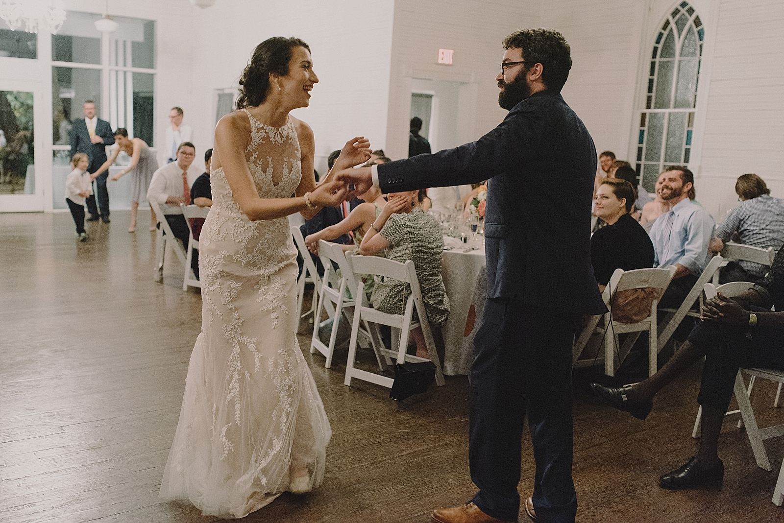 Austin Wedding Mercury Hall Lindsey and Tom - 282