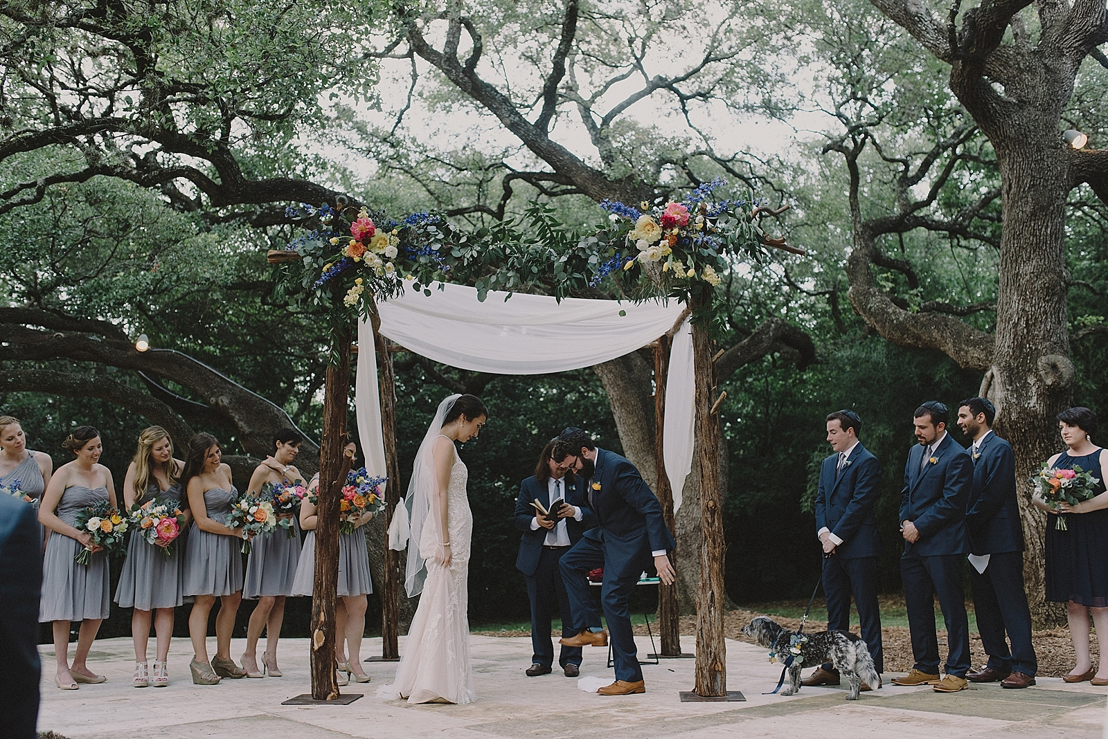 Austin Wedding Mercury Hall Lindsey and Tom - 298