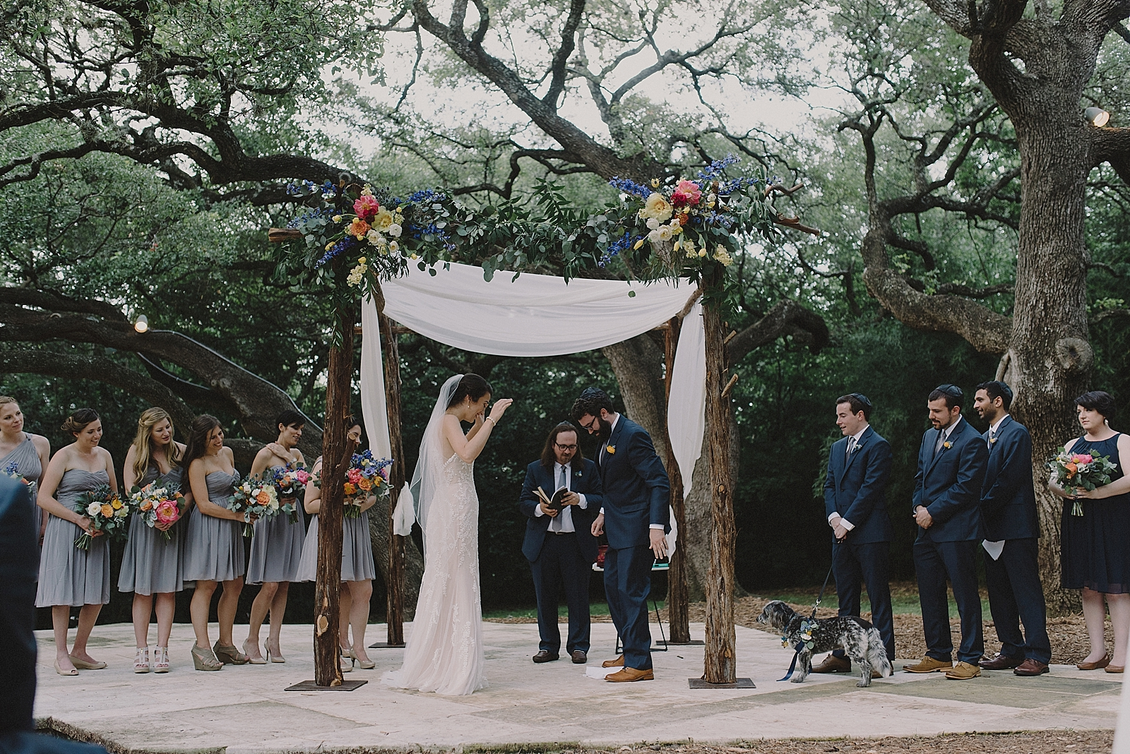 Austin Wedding Mercury Hall Lindsey and Tom - 299