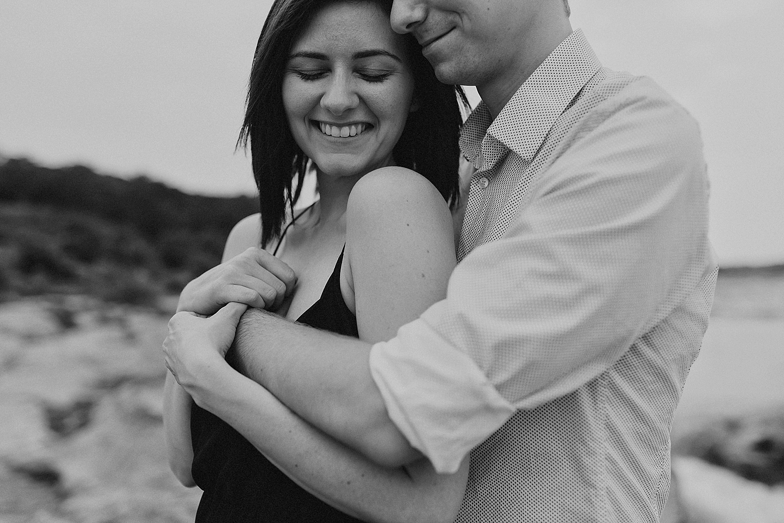 Pedernales Falls Engagement Session - 0015