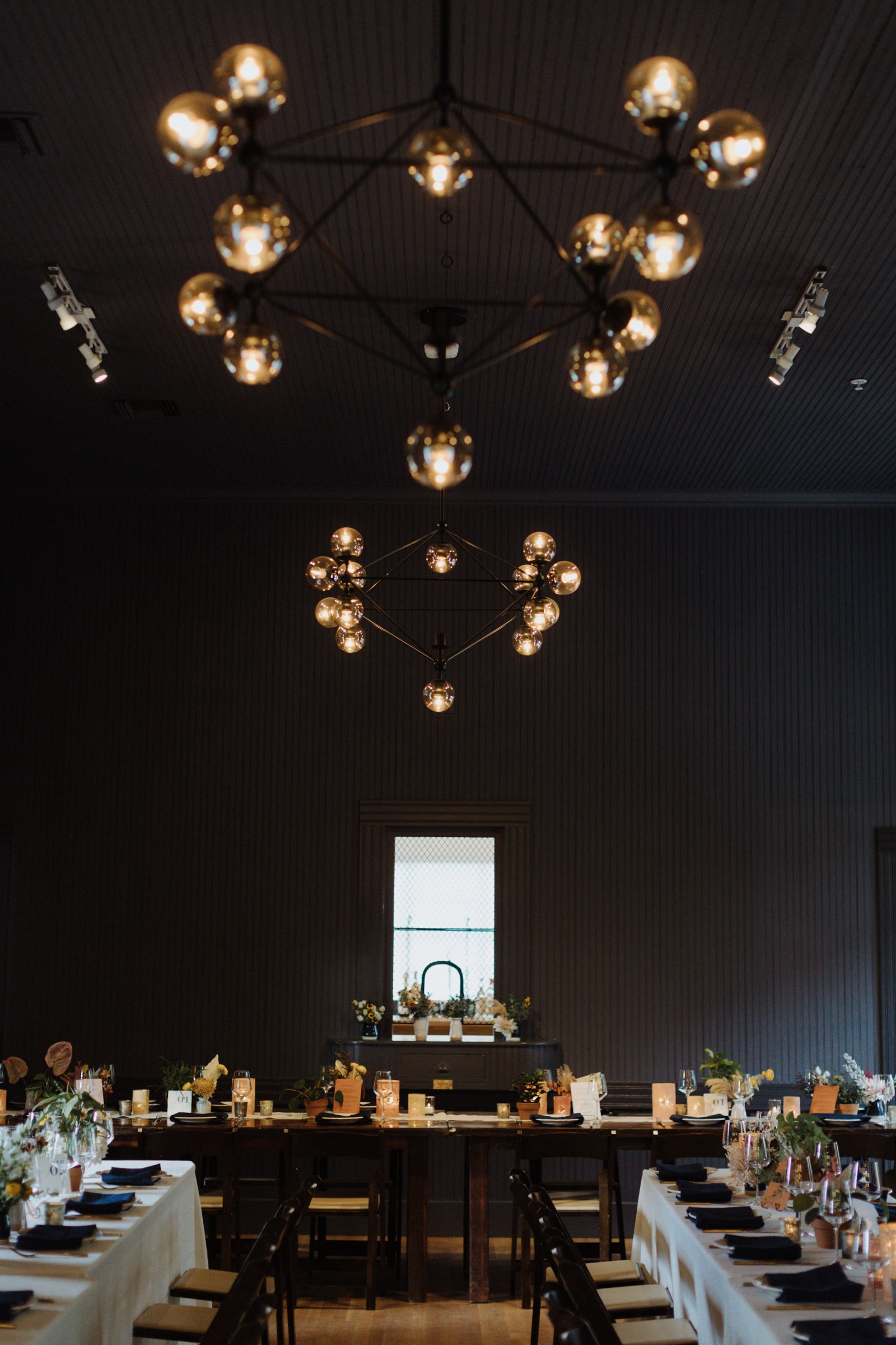 Minimalistic wedding design inspiration for a lesbian Springdale Station wedding